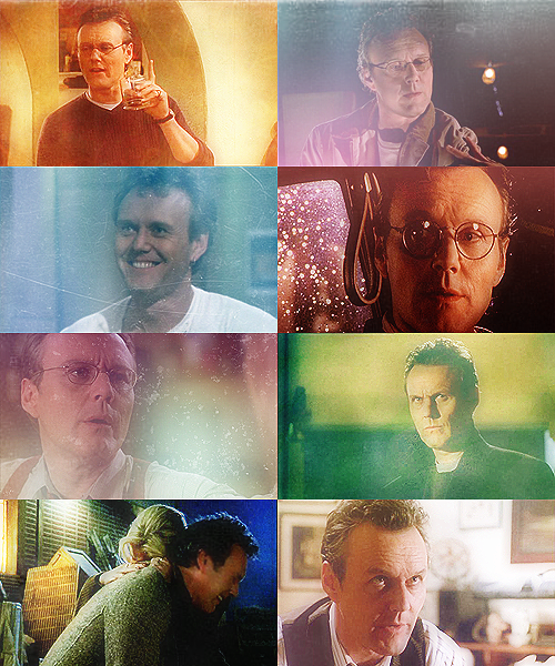 Favorite moments → Rupert Giles