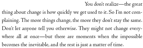 aseaofquotes:  David Levithan, Wide Awake