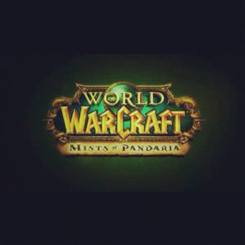 #omfg it's here! Sept 25th limited edition :) - #wow #worldofwarcraft #mistofpandaria #blizzard #game #mmorpg  (Taken with Instagram)
