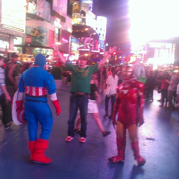 Taken with Instagram at W New York - Times Square