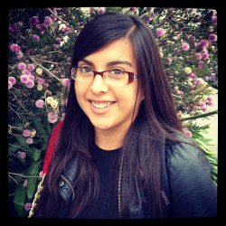 Alejandra Avila - Daughter of immigrant field workers, UC Berkeley Sophomore coming from Orange Cove, CA with big city dreams, First-Generation College Student. #college #education #chicana #chicano #latina #latino #berkeley #immigrant #migrant #raza #minority #fgcs #dreams