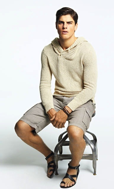 Simons Spring/Summer 2012 Lookbook