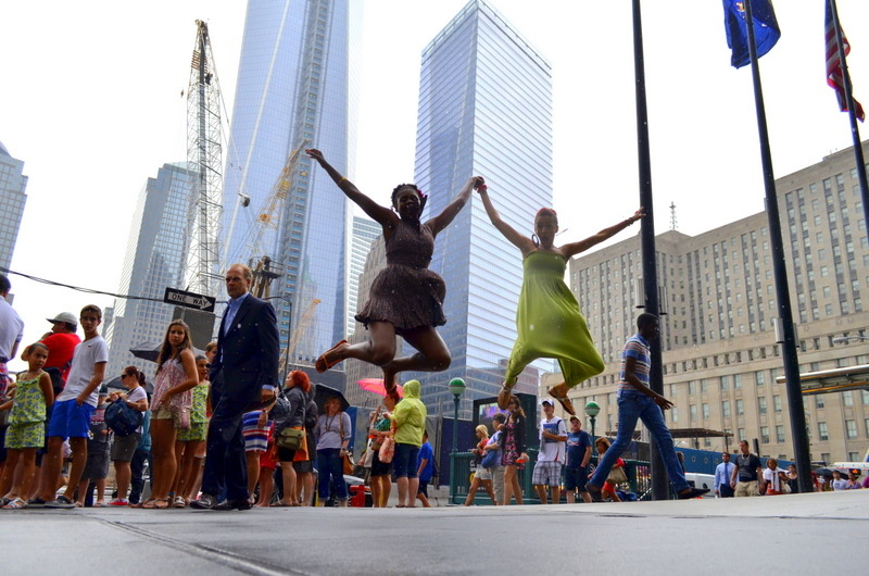 world trade center! (2012 jumps!)