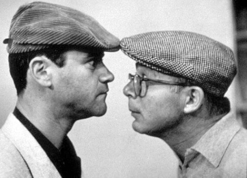 Jack Lemmon & Billy Wilder