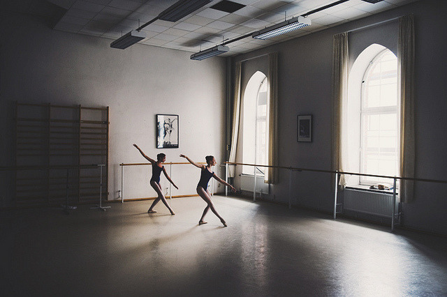 rendermebreathless:  ballet by Viktor gårdsäter on Flickr.