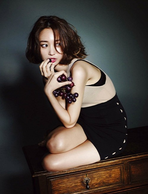 Esquire Korea Model: Go Joon Hee