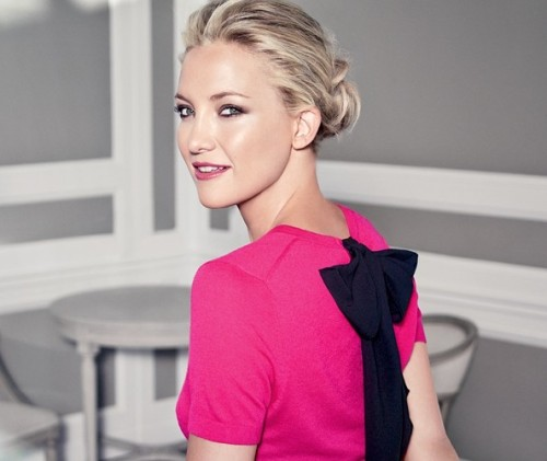 Kate Hudson for Ann Taylor - Fall 2012. (photo via anntaylor.com)