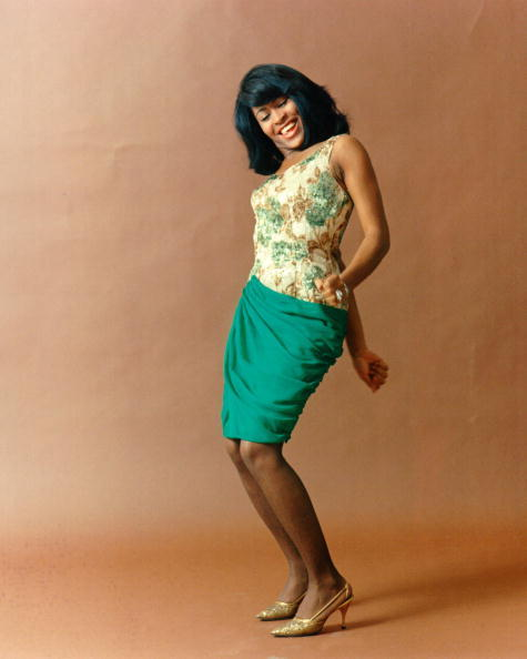 Tina Turner dancing during a portrait session in 1964. Photo: Michael Ochs Archives/Stringer