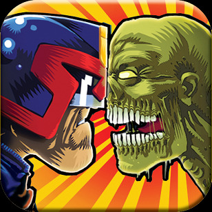 keepcalmfightcrime:  Judge Dredd vs Zombies is actually pretty awesome, so there is that…  Also free to play.
