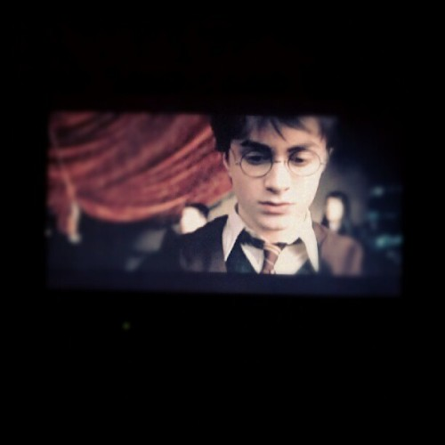 The Grim #bedtimestory #potterhead  (Taken with Instagram)