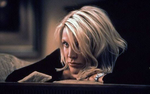 "Courtney Love in ""Trapped"""