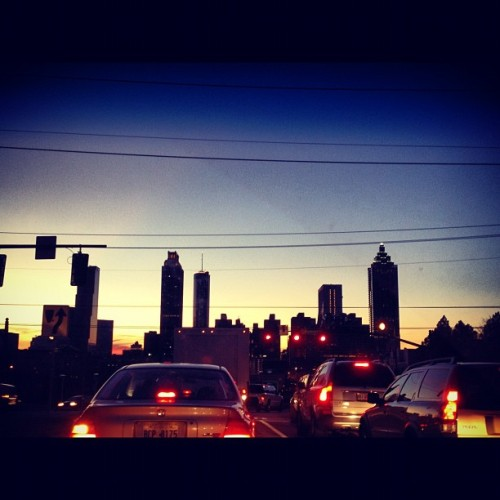Atlanta Georgia y'all #city #tweegram #atlanta #statigram #igers #iger #bestoftheday #iphonesia #iphoneonly #iphoneography #instagood #instamood #instagramers #picoftheday #photooftheday #bestoftheday #blue #artsy #art #buildings #usa #ilovemycity #hashtag #followback #followbackalways  (Taken with Instagram at Atlanta)