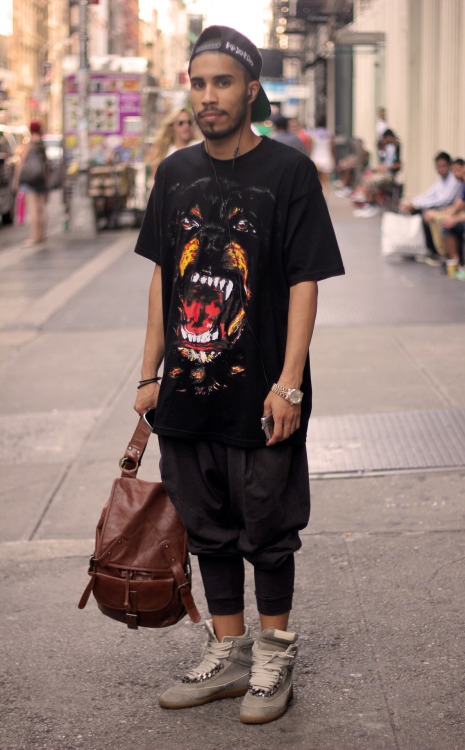 Givenchy shirt. photographed by aagdolla
