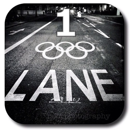 It's nearly here… #1daytogo #london2012 Photo kindly lent by @nobiphoto! (Taken with Instagram)