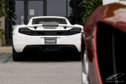 eddieshih:  red & white McLarens.