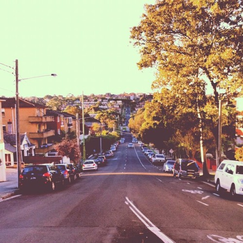 hills #coogee #beach #town #sydney #australia #studyabroad  (Taken with Instagram at Coogee)
