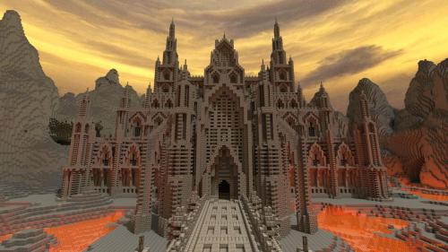 I built this castle a while ago (by crpeh)
