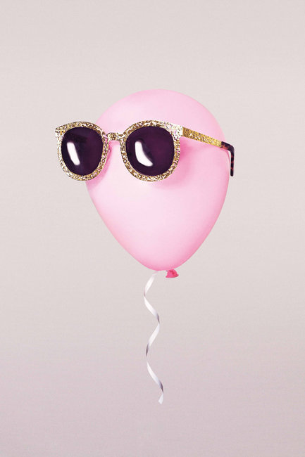 oystermag:  Exclusive: Karen Walker Eyewear 'Fantastique' Lookbook