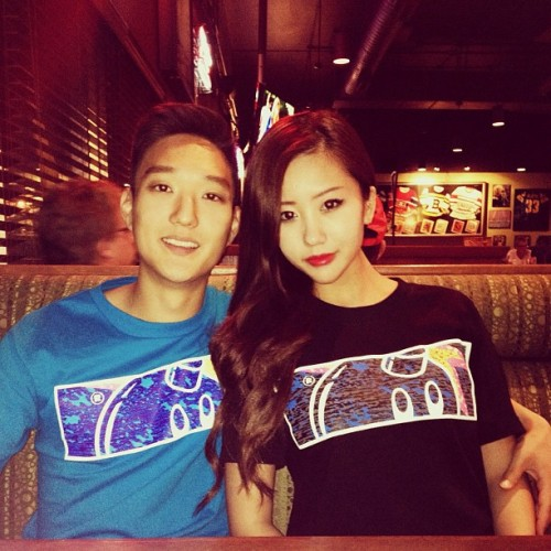 ❤@etikid #thehundreds #couple (Taken with Instagram)