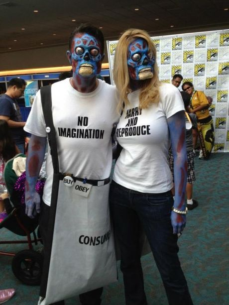 My favorite cosplay at Comic-Con!
