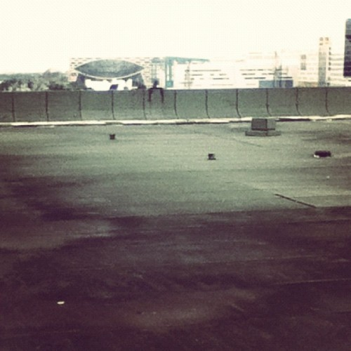 MOA Arena #helipad (Taken with Instagram at Senate Of The Philippines)