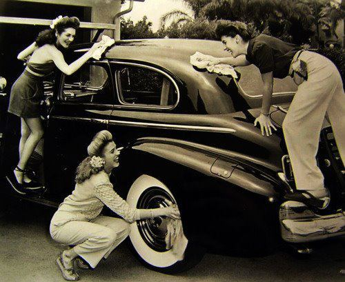 roxieroulette:  The Andrews Sisters