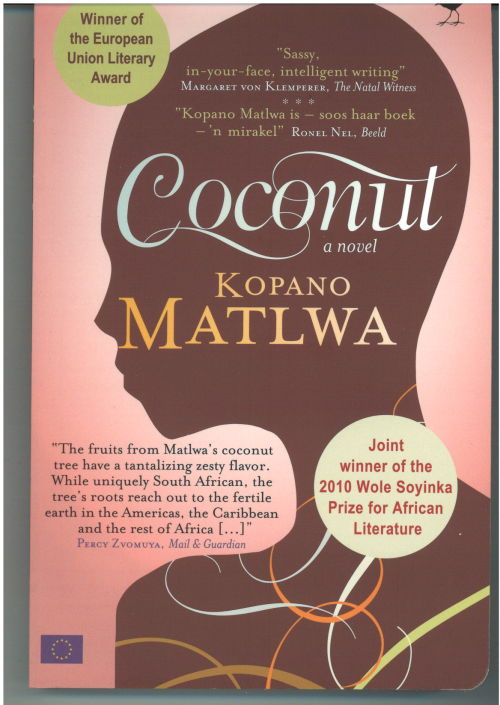 BOOKTIP:Kopano Matiwa - CoconutCoconut is an extraordinary debut novel about growing up black in white suburbs, where the cost of fitting in can be your very identity. It is against this backdrop of potential loss that two extraordinary young people struggle to find themselves.Preview | Order online: Amazon | Bol.com