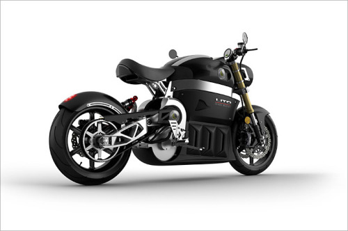 wheelike:  Lito Sora - Electric Superbike Concept