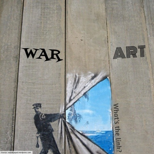 Interesting approach to the relationship between art and war. Have a look and discuss about it in this magazine.