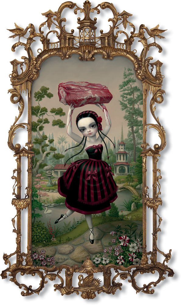 The Meat Dancer by Mark Ryden