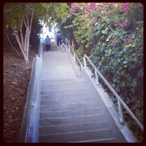 #thousandsteps #laguna  (Taken with Instagram)