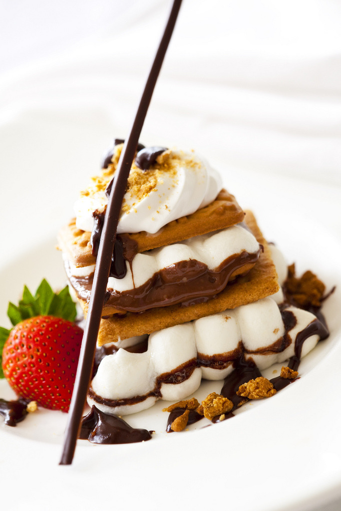 diet-killers:  Jumby S'more at Jumby Bay (от hawkinsinternationalpr)