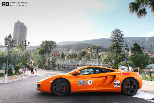 amazingcars:  MP4-12C by Raphaël Belly on Flickr.