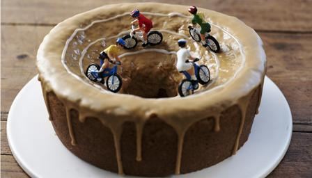 Velodrome cake For recipe click HERE