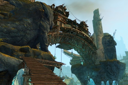 So~ I have decided it was ample time I open a Guild Wars 2 blog! Let's travel together down the Road to Tyria…