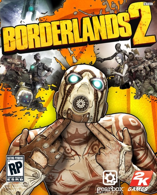 Borderlands 2 - Gearbox Software 2012