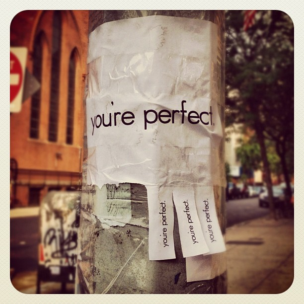 YOU are, East Village. (Taken with Instagram)