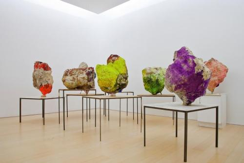 shapes—and—shit: RIP Franz West. - Austrian artist dead at 65.