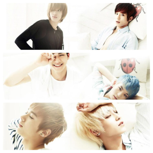 Teen Top's teaser pictures!
