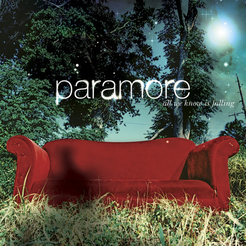 yelyahwilliams:  fueledbyramen:  On this day 7 Years ago Paramore released their debut studio album, All We Know Is Falling on Fueled By Ramen. Happy Anniversary, Paramore! Since this release in 2005, what has been your favorite Paramore song?  :)))