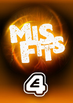 "I am watching Misfits                   ""Season One of Misfits will be arriving in the US on DVD July 31st! http://on.mtv.com/OlPiyj #Asbos""                                Check-in to               Misfits on GetGlue.com"
