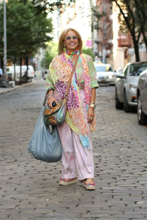 "humansofnewyork:  ‎""I've been a widow for five years now. And I guess I'm worried that men look at me, and how I dress, and just don't 'get it.' My late husband 'got it,' of course. I'd love to meet someone, but I'm not going to change anything about myself to do it.""  Is there any way for me to Like this 10 or 20 times?"