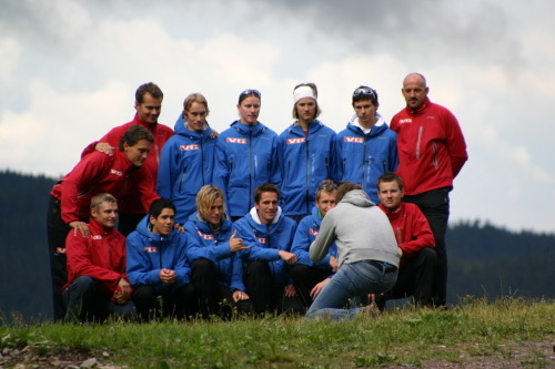 Back in time.. Old Norwegian team ♥