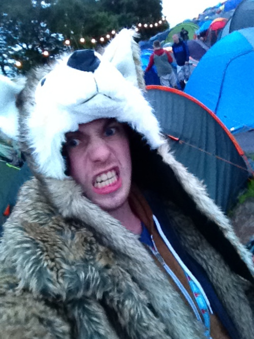 T in the park made me crazy