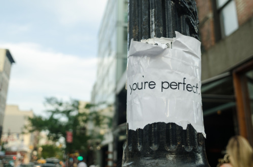 joelzimmer:  You're Perfect Lower East Side, Manhattan, NY