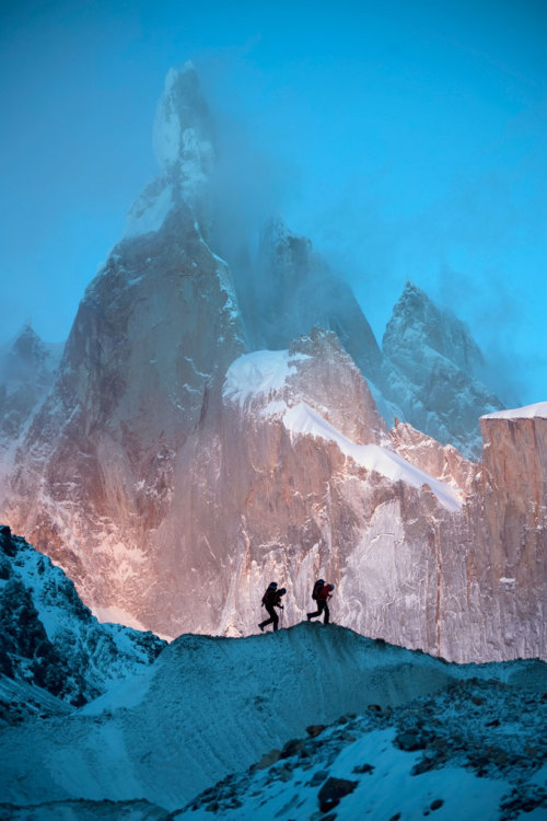 tumasia:  David Lama in Patagonia (c)Corey Rich/Red Bull Photofiles