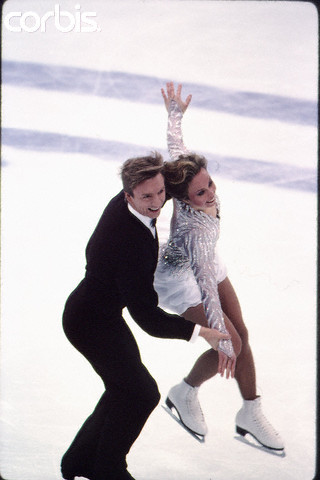 beautiful-shapes:  Torvill - Dean 1994 Olympics, FD