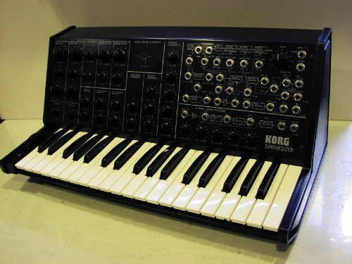 KORG MS-20 Synthesizer - In production (1978-83)
