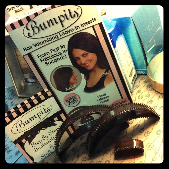 I just added this to my closet on Poshmark: Bumpits kit. (http://bit.ly/MZMRyd) #poshmark #fashion #shopping #shopmycloset