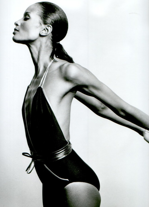 Beverley Johnson for Voguephotographer unknown